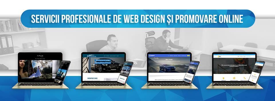 creare site de prezentare - bossnet.ro