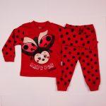 modele de pijamale bebelusi
