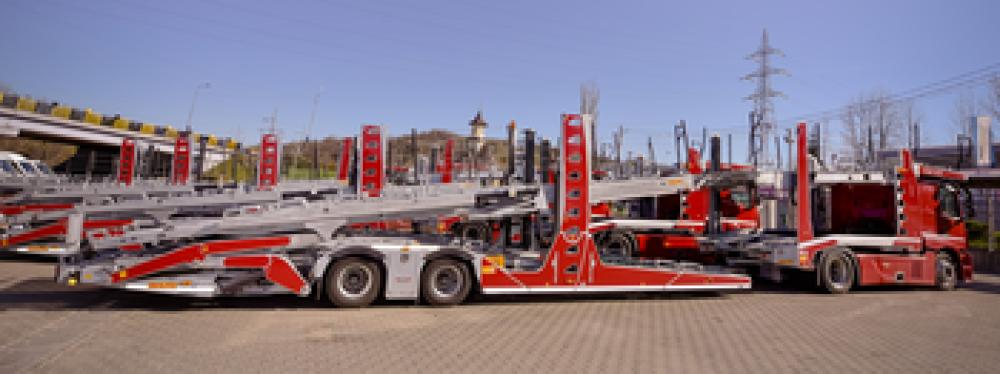 Transport auto pe platforma rapid si sigur in Europa - serviciu oferit de Romfour